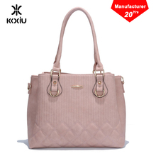 Factory direct wholesale citi trends custom logo pu leather ladies bolsas femininas handbags from china