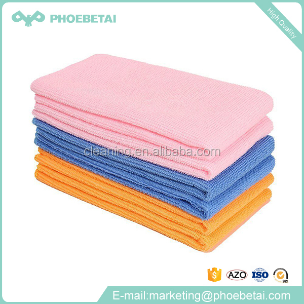 China supplier multi purpose printing terry microfibre kitchen cleaning towel