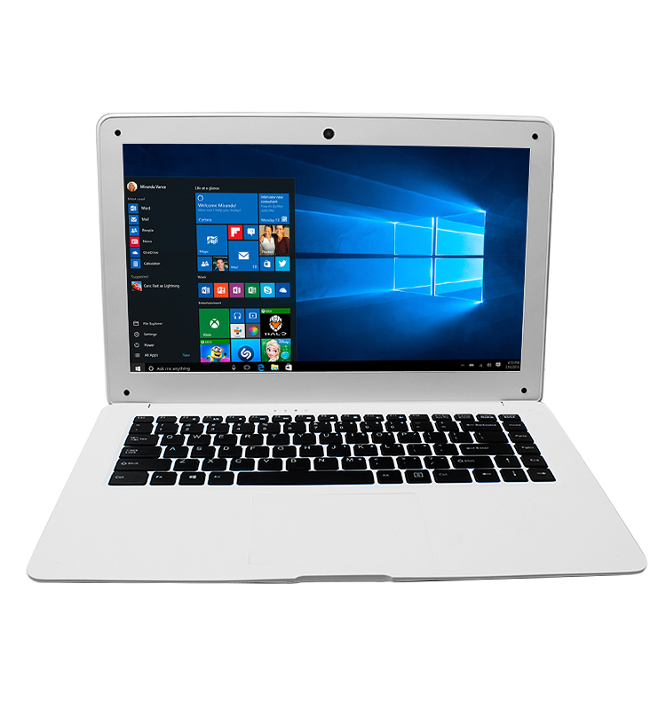 14.1 inch Super Cheap laptop for Window 10 oem laptop notebook pc