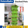 Economic New Products Flower Planter Stacking