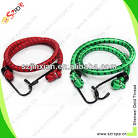 10mm colored strong elastic bungee cord,luggage elastic rope