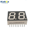 Super bright 2 digit 0.56inch common anode red color 7 segment LED digital display