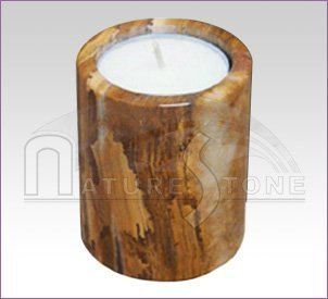 Candle Holders Stand, Marble & Onyx Candle Holders Stand, Pakistan Marble & Onyx Handicrafts, Hand Made Carved Show Pieces