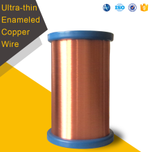 Ultra-thin 0.03mm Enameled Copper Wire / Voice Coil Wire