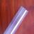 Eco friendly factory supply transparent plastic easy tear zipper