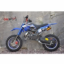 49cc Mini Dirt Bike 2 Strokes Mini motorcycle 49cc Gas Powered Mini Kids Pitbike moto QWMPB-02