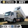 SINOTRUK Howo tipper dump truck /howo 6x4 10 wheeler dumping trucks for sale