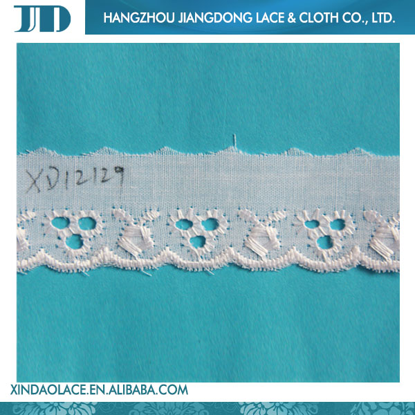Made-in China High Quality Eco French Lace