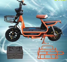 500w electric bike for food delivery