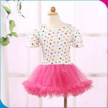 BS020701 Factory Custom Wholesale Latest Designs infant dress clothes