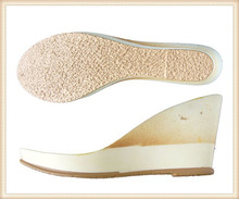 Different kinds high heel PU shoe sole manufactures