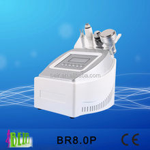 2014 Face lifting Ultrasonic Cavitation Shaping Machine / Skin Care Beauty Device For Ladies BR8.0