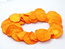 Delicious Carrot Chips