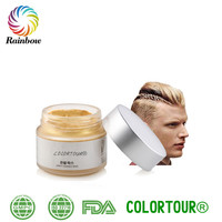 New strong hold long lasting shaping hair clay