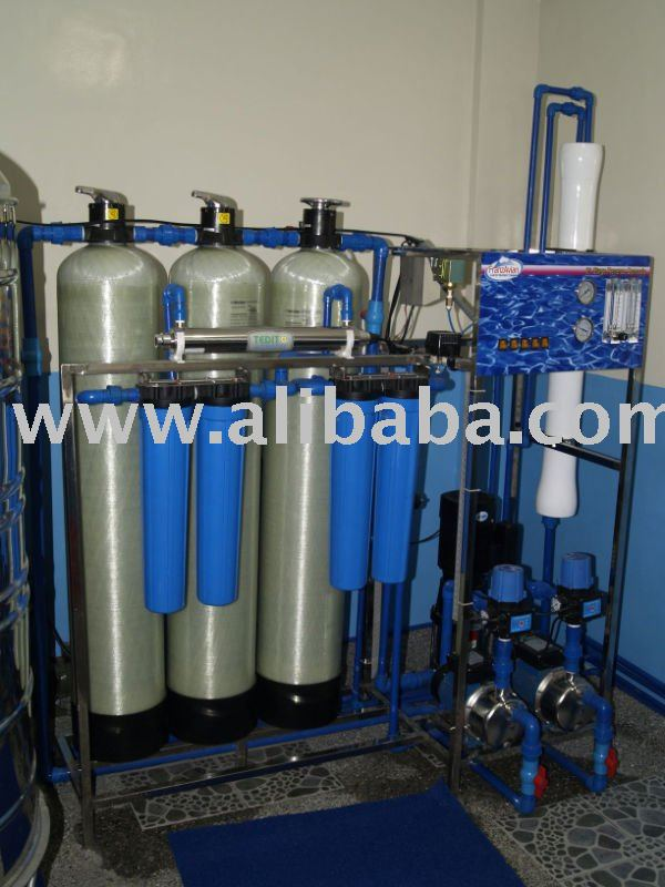 Reverse Osmosis 21 Stages for Water Station Philippines