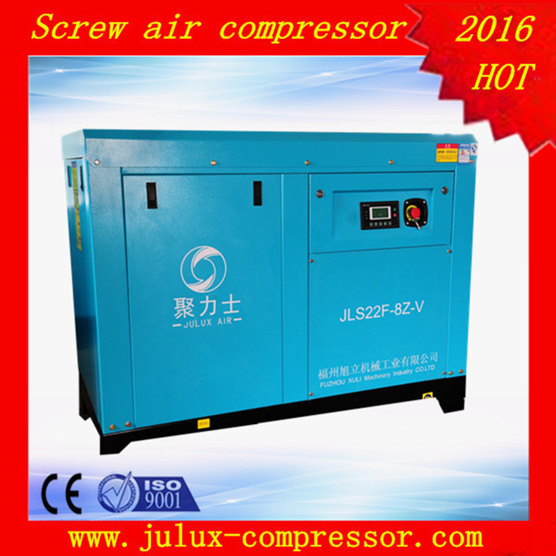 22 kw 10bar screw type portable air conditioner for cars compressors