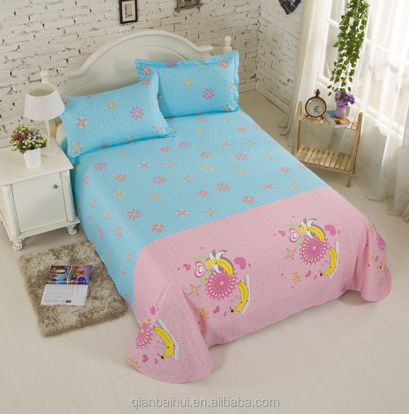 factory wholesale textile and fabrics bedspread cotton comforter bedding sets