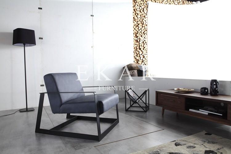 현대 나무 거실 가구 가죽 원단 간단한 디자인 클래식 디자인 ...