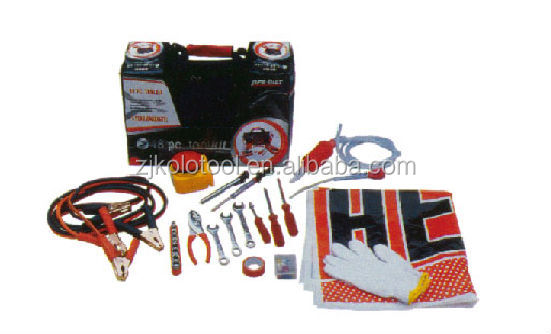 tool bag for car emergency kit