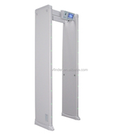 door frame airport security metal detector