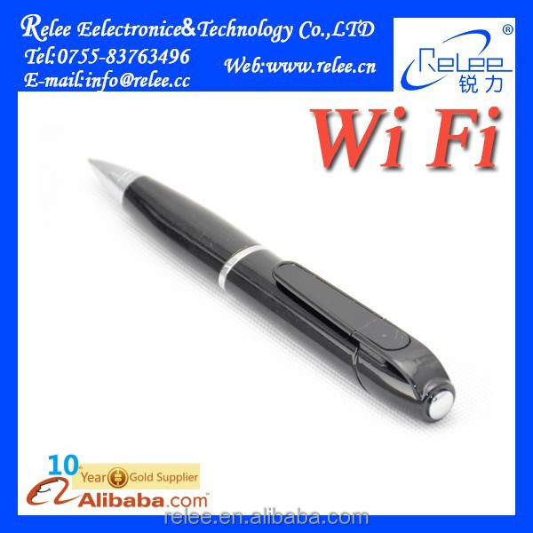 264 Dvr Hd 720p Wifi Ip Mini Pen Cctv Camera - Buy Spy Pen Camera ...: https://www.alibaba.com/product-detail/Battery-Powered-h-264-DVR-HD...