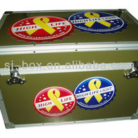 Custom Flight Case Aluminum Transport Cases