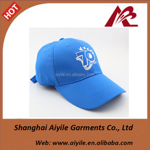 Blue Men Women Sport Caps Logo Printing 2016