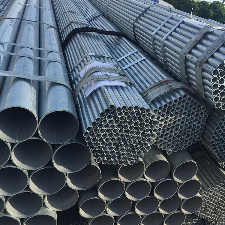 manufacturing companies Thin Wall Pipe China galvanized steel pipe