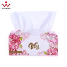 Hygiene Tissue Paper Factory Good Quality Facial Tissue Paper