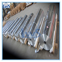 Aluminum and aluminum alloy foil for stamping cold Forming