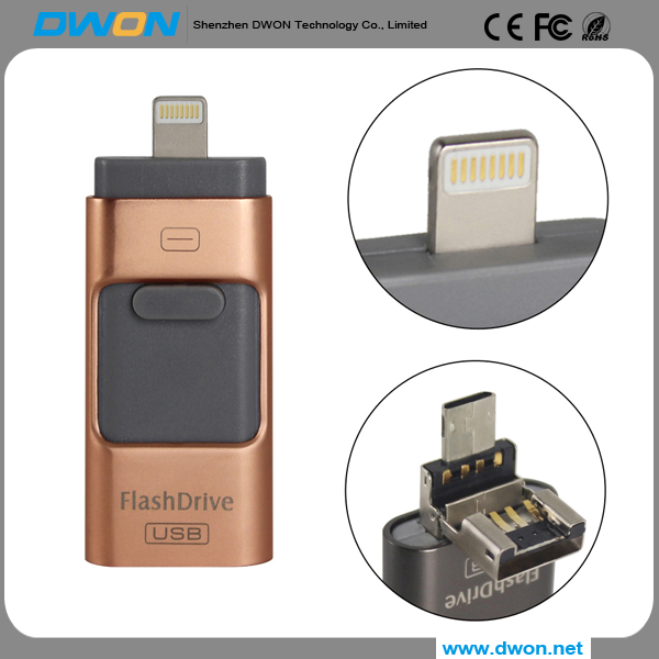 China manufacturer USB Custom logo lighter plastic shaped USB Flash drives with led light