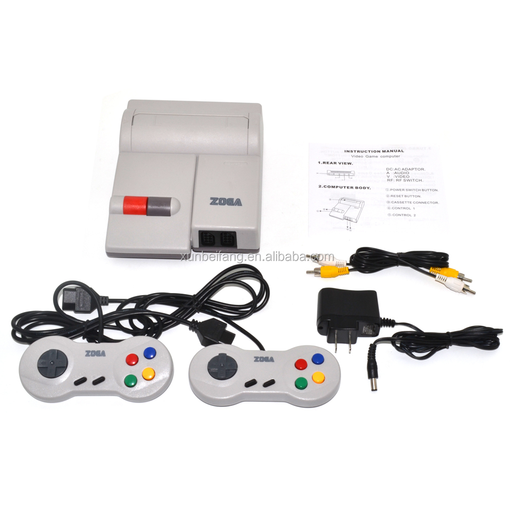 New 8bit Glassic TV Game Consoles for Nintendo for NES System Console