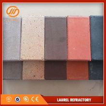 manufacture good quality landscaping grey paving bricks sizes price