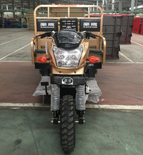 Alibaba 200cc 250cc LIFAN Gasoline Engine Cargo Tricycle With Big Pedal (Model: HY200ZH-2D)