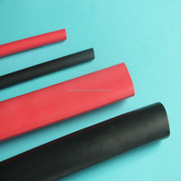 Colorized 3:1 &4:1 Adhesive heat shrink dual wall tube with low price