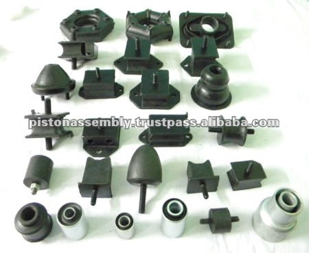 Bajaj Engine Mounting