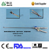 Surgery Equipment Needle Holding Forceps Type-V Screw Straight Head