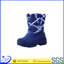 Good Quality waterproof fancy warm snow boots for kids