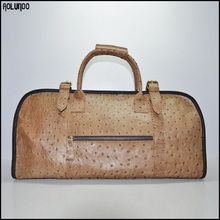 genuine leather bag distressed leather duffle bag high quality fancy leather travel bag