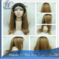 Fashionable 2013 Natural Wave Wigs Blonde Wigs