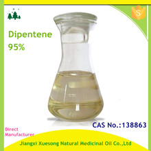 Pure natural Dipentene,Cinene,citric acid Cas:138-86-3