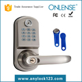 Professional digital hotel lock with code keyboard manufacturer