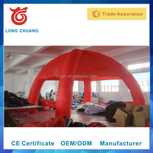 Wholesale large 6 legs inflatable tent, advertising spider tent