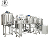 1000 L Two Vessel Brewery Cerveza Brewing Plant