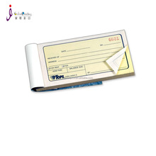 custom print taxi carbonless receipt book / cash receipt book / sales receipt book