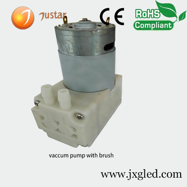 electric miniature air vacuum pump for chemical anlysis