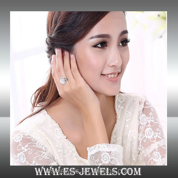 Trendy Opal ring jewelry manufacturer in China