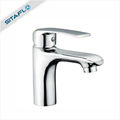 Single level zinc basin mixer