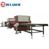 Hairline (No. 4 & HL) Stainless Steel Sheet Surface Grinding Machine