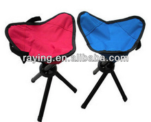 Outdoor folding chair/ fishing stool /three legged stool leisure chair